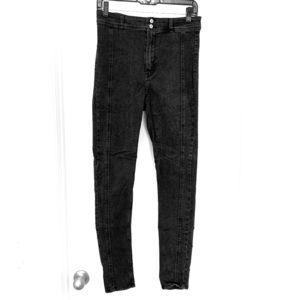 H&M High-Waist Skinny Jeans